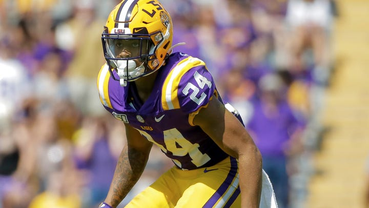 Derek Stingley Jr.: 4 things to know about the LSU football cornerback