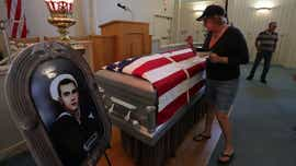 Pearl Harbor victim's 'homecoming' a reminder to be grateful