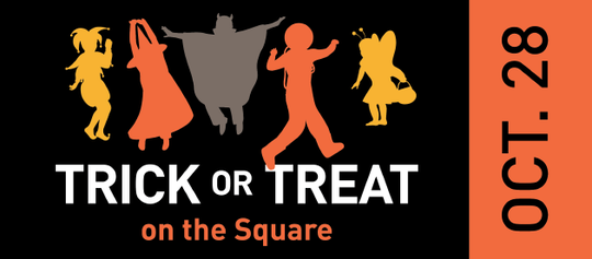 Trick or Treat on the Square will be held Oct. 28 on the Capitol lawn.