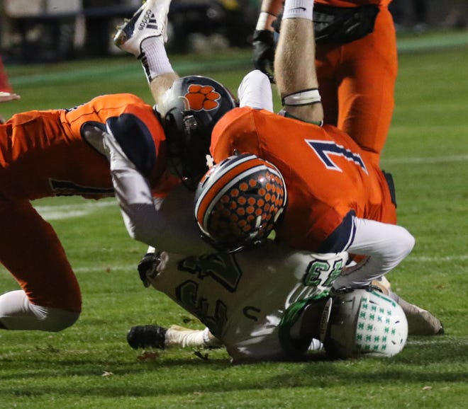 Galion lost to the Colts, but the Tigers remain atop the rankings with a 5-1 record.