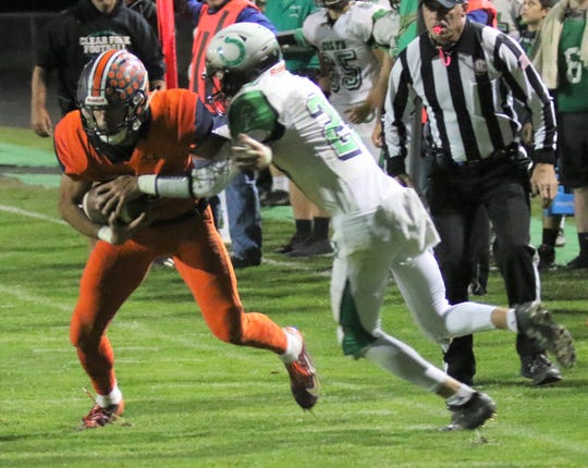 Galion looks to rebound from a Week 6 loss to Clear Fork.