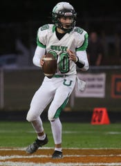 Clear Fork's Brennan South was named first team All-Ohio in Division IV this season.