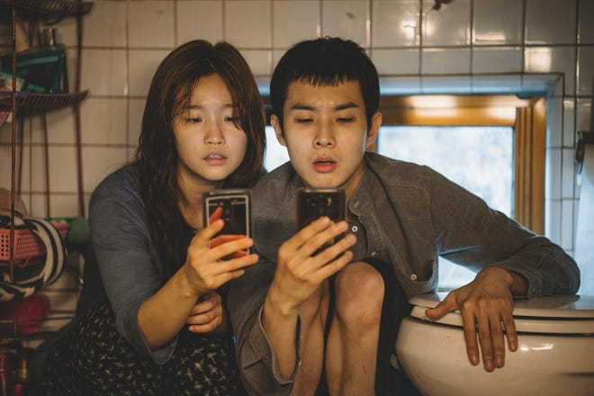 "Bong Joon Ho's ""Parasite,"" one of the best-reviewed movies of 2019, is considered a serious contender for both best picture and best internatioanol feature at the Academy Awards in February. The nominations come out Jan. 13."