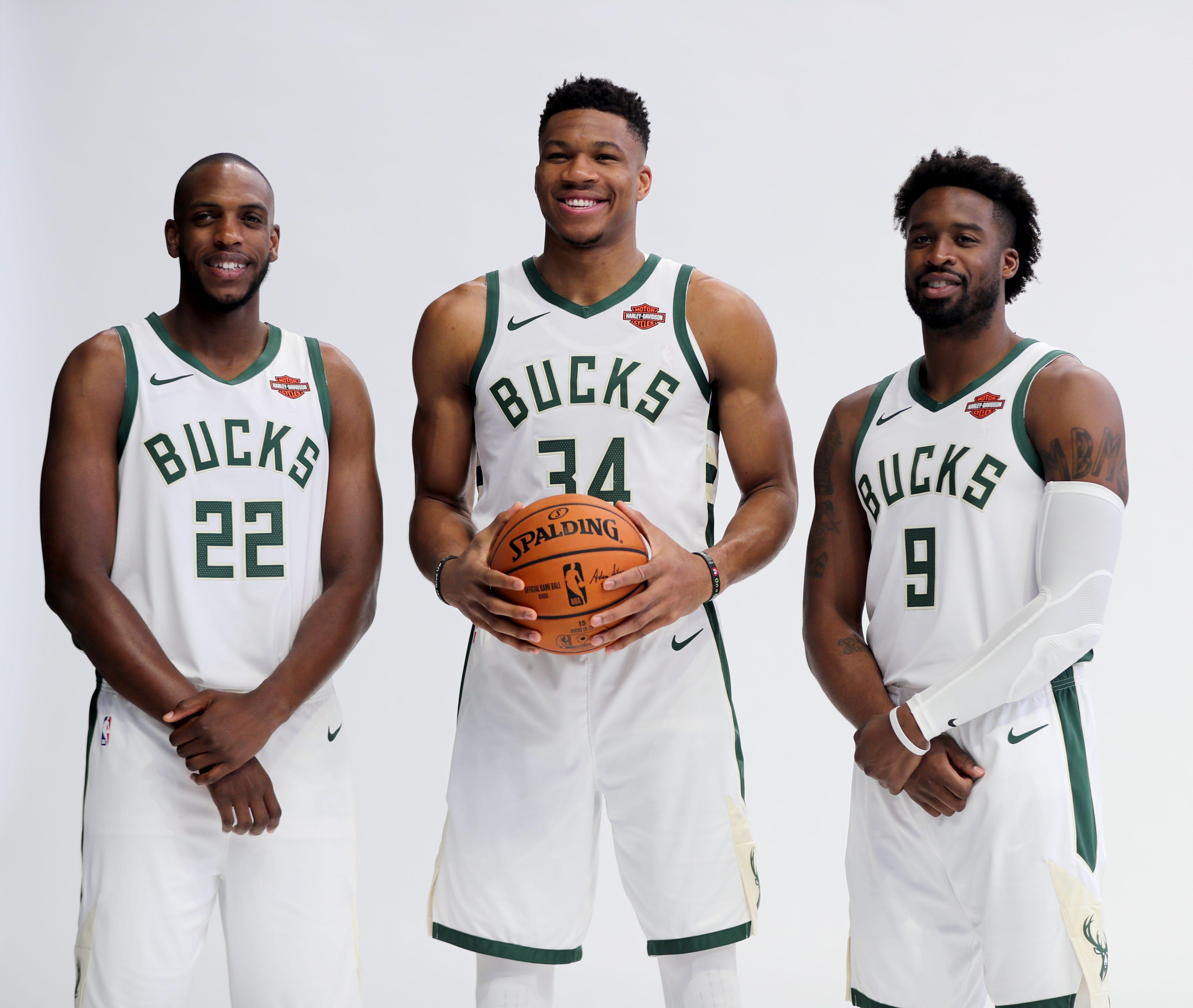 Bucks 5 Game Preseason Schedule Begins Monday After Scrimmage Sunday