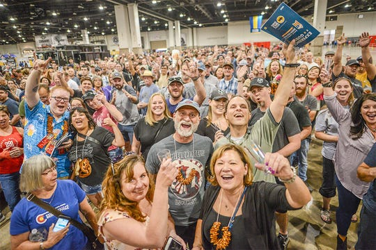 Wisconsin breweries shine at the Great American Beer Festival.