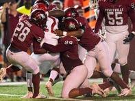 Montgomery area high school football Week 7 scores