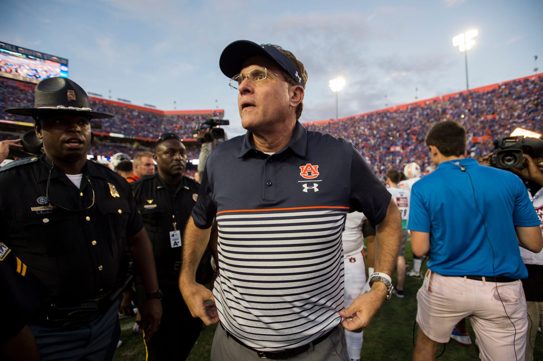 Does Gus Malzahn's massive buyout at Auburn make him untouchable?