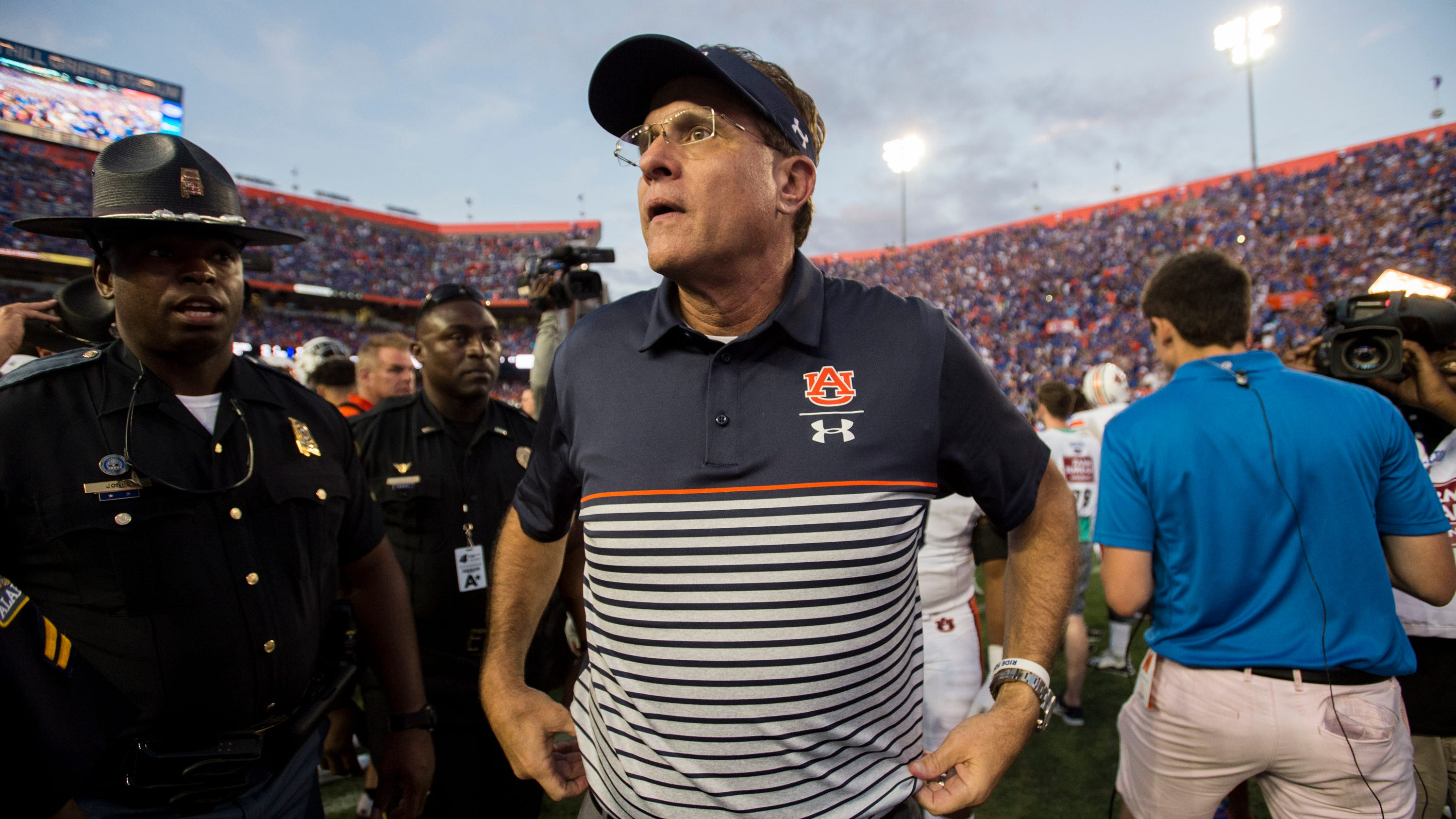 Auburn Football How Gus Malzahn S Massive Buyout Changed