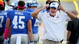 MTSU Coach Rick Stockstill talks about the Blue Raiders loss to FAU and previews this week's game against North Texas.