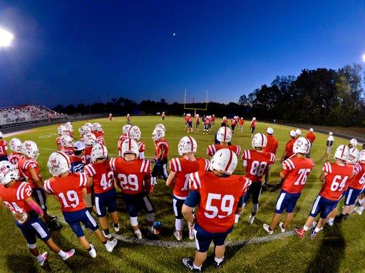 chattanooga high school football scores