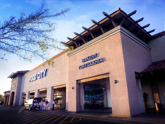 Food City stores in Phoenix began a shuttle service after a fire at a Van Buren Street location caused the store to temporarily close to repair the damages.