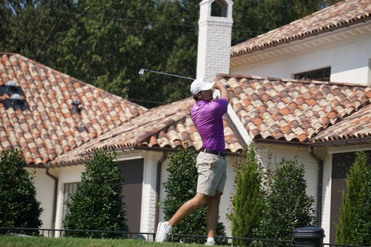 Philip Barbaree Jr. and the LSU Tigers blistered Southern Trace Country Club on Saturday.