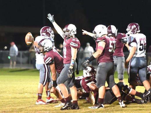 Photos: Stuarts Draft Knocks Off Luray In High School Football