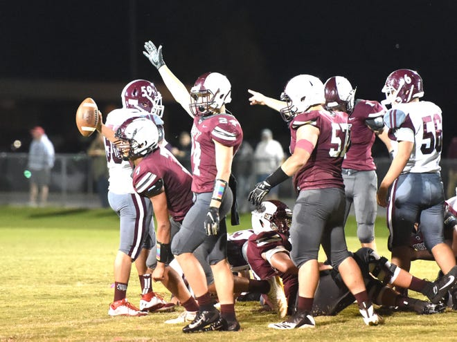 Stuarts Draft takes over the top spot in Region 2B after beating Luray Friday night.