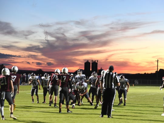Stuarts Draft was hosting Luray in a nondistrict football game Friday, October 4.