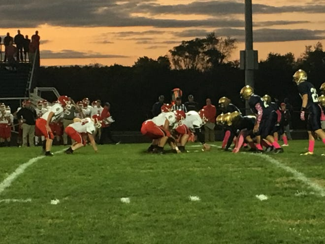 Riverheads may have played a new opponent in Skyline Friday, but the result was familiar to Gladiators fans — a win.