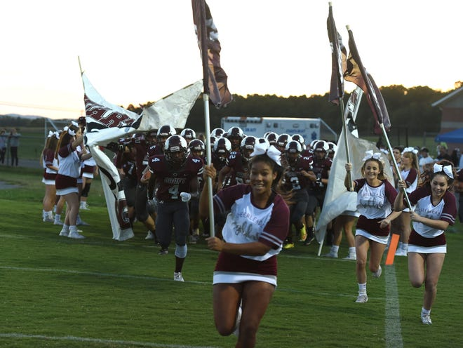 Stuarts Draft holds on to top spot in Class 2 football.