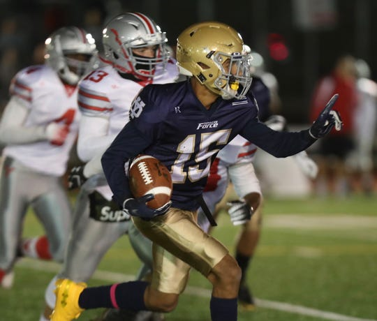 Football: Yonkers Brave Beat Rival Force In Friday Night