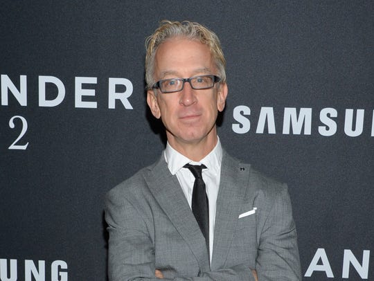Andy Dick has been charged with groping a driver from a ride-hailing service. Los Angeles County prosecutors say he is expected to be arraigned Friday, Oct. 4, 2019, on a charge of misdemeanor sexual battery.