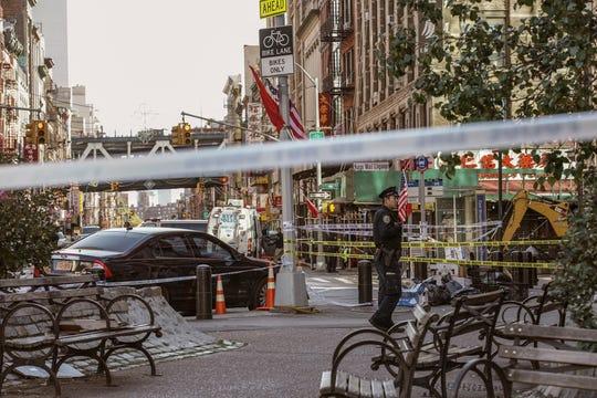Westlake Legal Group f3a46de0-6960-472f-a74d-1326eb4ac343-AP19278485525862 4 homeless men beaten to death in Manhattan in random attack, police say