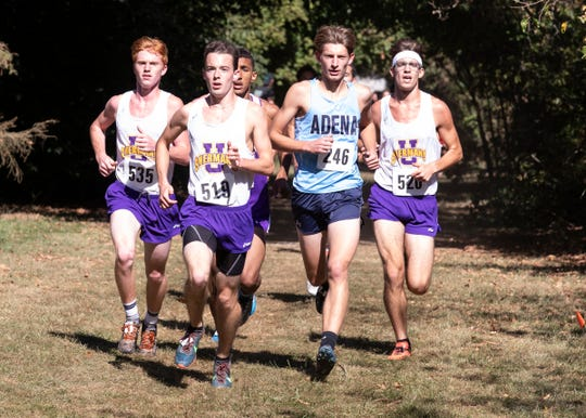 Unioto hosted its annual cross country invitational on October 5, 2019, with the Unioto boys team taking first place with an average time 16:29.56 with 21 points.