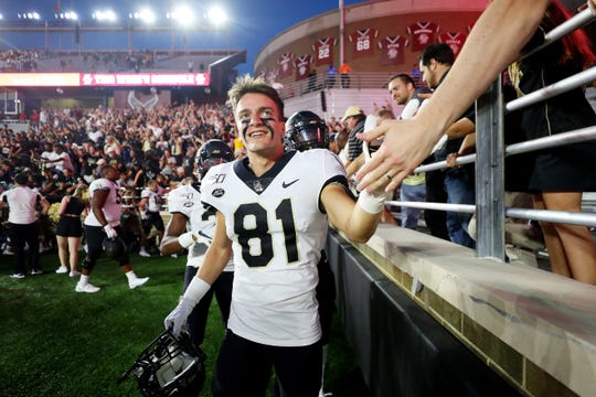 17. Wake Forest (5-0) | Last game: Defeated Boston College, 27-24 (Week 5) | Previous ranking: 20.