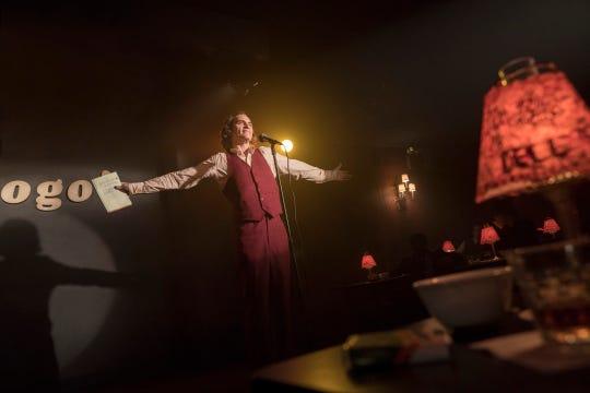 """Joaquin Phoenix in a scene from """"Joker."""""""
