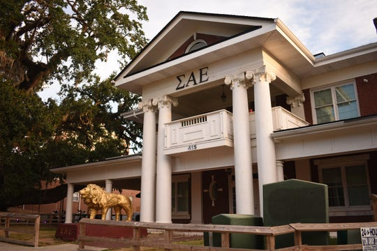 Two additional fraternities were also suspended following hazing and alcohol violations.