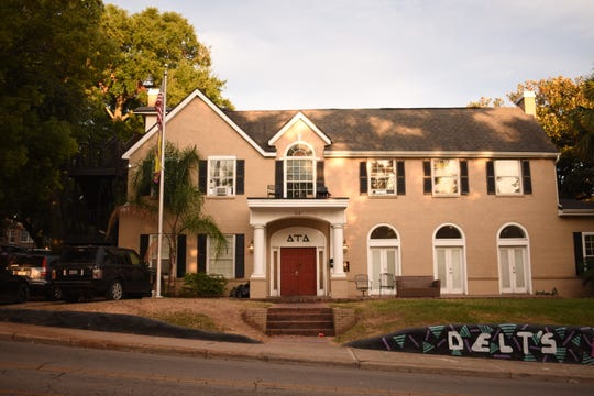 Delta Tau Delta fraternity on FSU campus is at the center of controversy regarding hazing allegations.