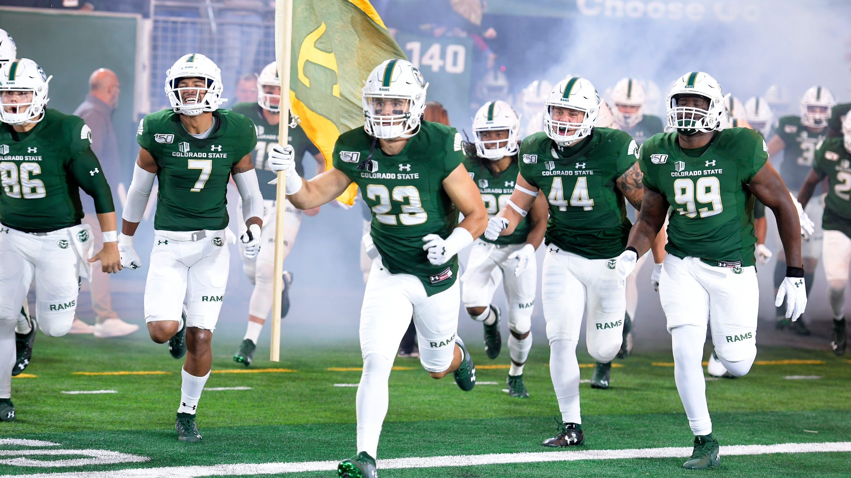 Opinion: Is there any moral way for CSU, college sports to proceed during a pandemic?
