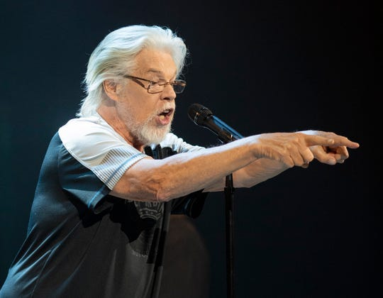 """Rock and Roll Hall of Famer Bob Seger brought the Silver Bullet Band to Bankers Life Fieldhouse on Saturday, Oct. 5, 2019, for the Indianapolis stop of his """"The Final Tour."""""""