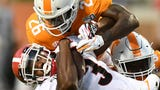Junior safety Theo Jackson has started two games for the Vols this season