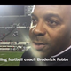 Broderick Fobbs talks emotions of Grambling State's first win on season