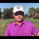 Video: LSU's Hayden White recaps best round of his life