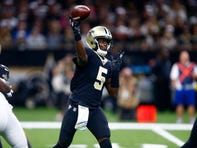 Teddy Bridgewater's veins cold as ice as Saints stay hot