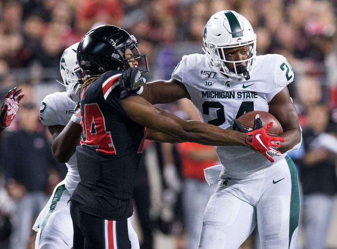 MSU and Elijah Collins will get a visit from Ohio State on Dec. 5 this season.