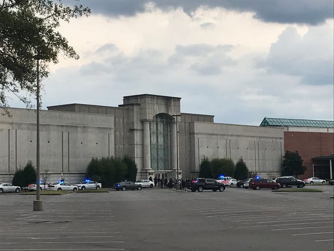 Oct. 6: Memphis police responded to a call for shots fired at Wolfchase Galleria.