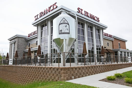 St. Francis Brewery opened in April 2009 at 3825 S. Kinnickinnic Ave. in St. Francis. Saturday, it appeared to have been shut down.