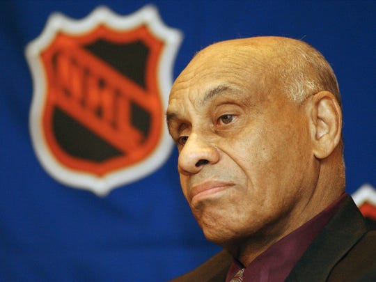 "Willie O'Ree, the NHL's first black player, gets his overdue due in the documentary ""Willie."""