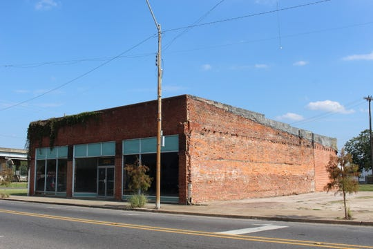 The building at 524 DeSiard Street will be updated to serve as a pool hall.