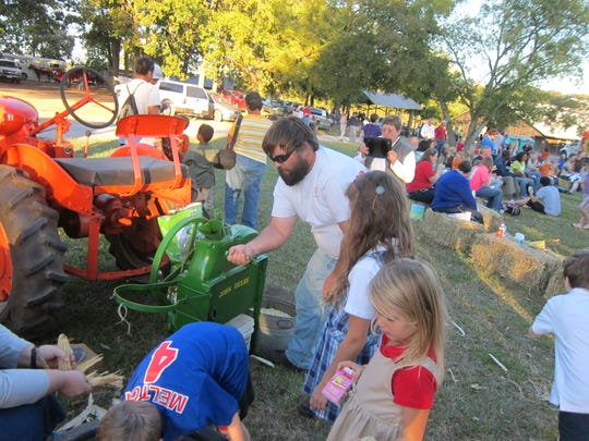 Up to 700 people are expected to attend the Farm-City Festival to be held on Oct. 21 from 4 p.m. to 6:30 p.m. at Bartlett Ranch in Pike Road. Hot dogs and refreshments will be provided.