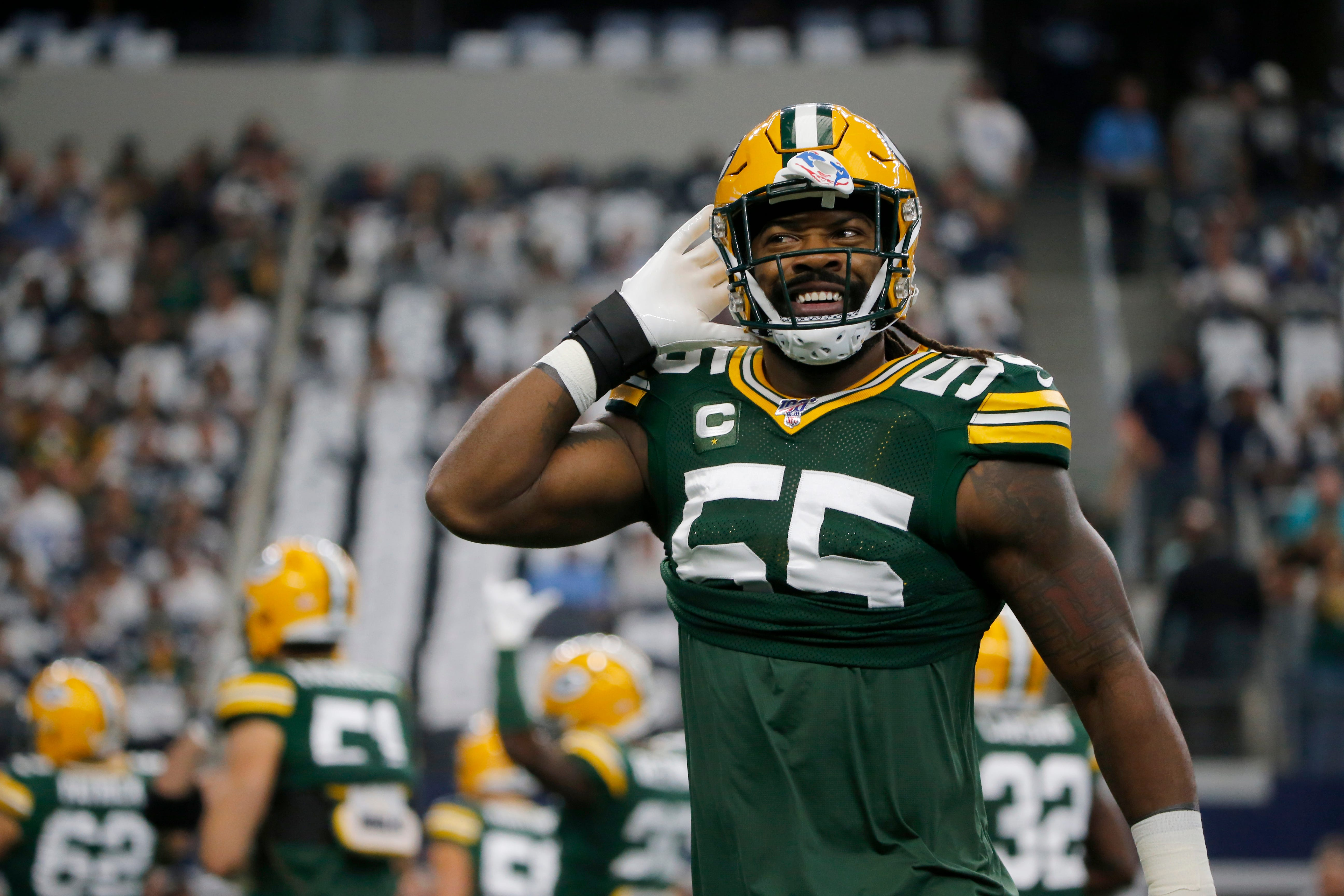 Packers  defense brings heat on Cowboys  Ezekeil Elliott, Dak Prescott after focusing on fundamentals