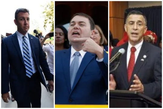 As GOP tries to flip some California seats, a civil war brews in the 50th Congressional District