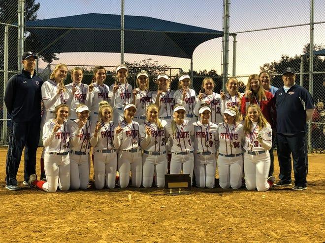2019 Class A state champion Lincoln Patriots