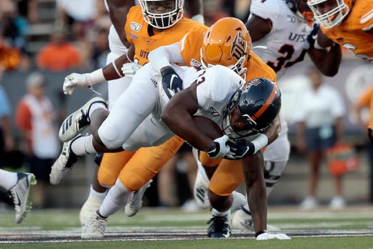 UTEP can't get going on offense and lose to UTSA 26-16 Saturday at the Sun Bowl.
