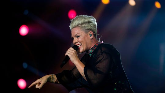 Pink pens open letter about aging, explains why she 'cannot get behind' plastic surgery