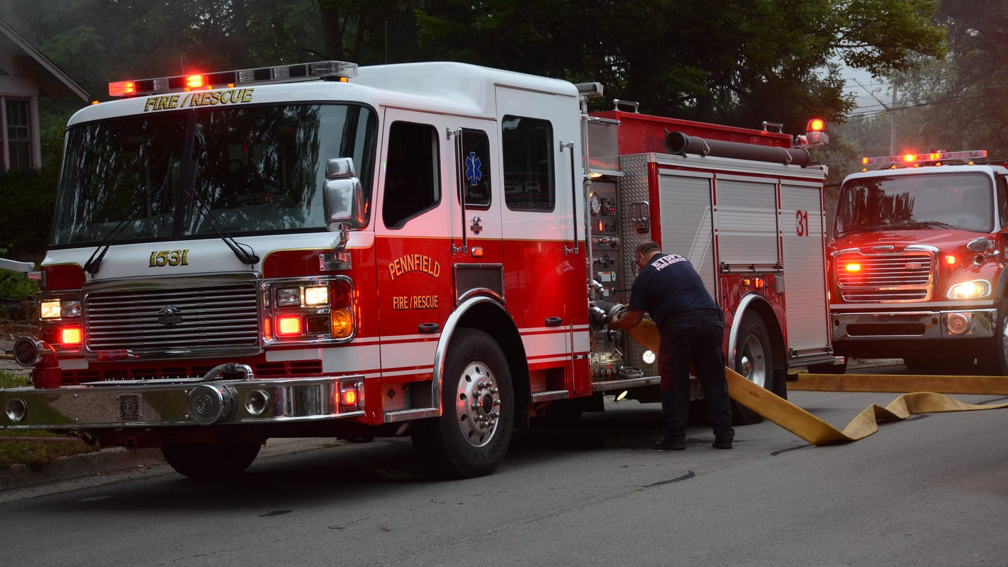 7-year-old Burlington boy dies in an Sunday morning fire