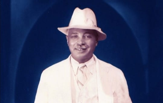 The Phelps Mansion Museum will hold its next Lunch and Program, featuring a film on W.C. Handy, known as the Father of the Blues.