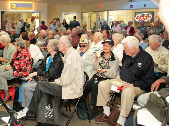 """One Senior Place will host the """"The Best Kept Secrets of Medicare"""" during a program that begins with medication reviews and several free on-site health screenings at 9:30 a.m., Monday, Oct. 14, at the one-stop senior resource marketplace at 8085 Spyglass Hill Rd. in Viera."""