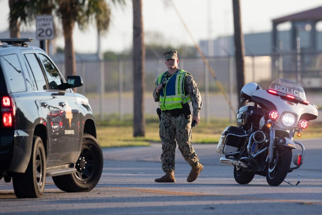 Naval Air Station - Corpus Christi and Corpus Christi-area law enforcement agencies are conducting an anti-terrorism protection exercise through Feb. 12, 2021.